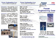 Flyer Power Engineering Saar